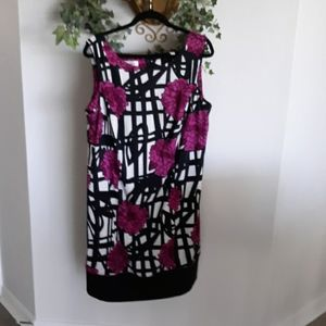 Dresses & Skirts - Dress Barn beautiful floral dress 18w